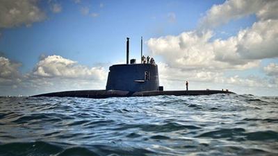 La Armada busca al ARA San Juan en una nueva zona