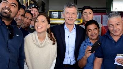 Macri reiteró el pedido de tratar