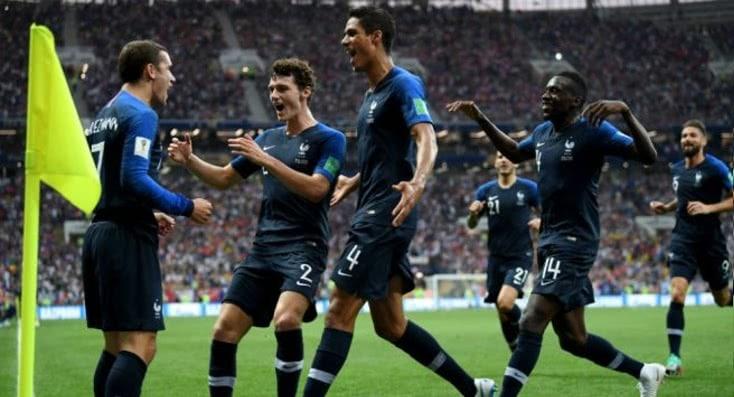 Francia Campeón Mundial