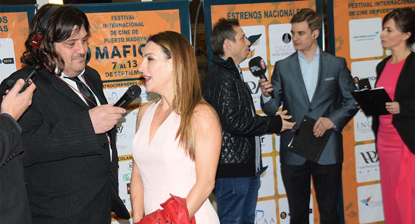 Mafici: Reconocidos actores y directores desfilaron por la alfombra roja