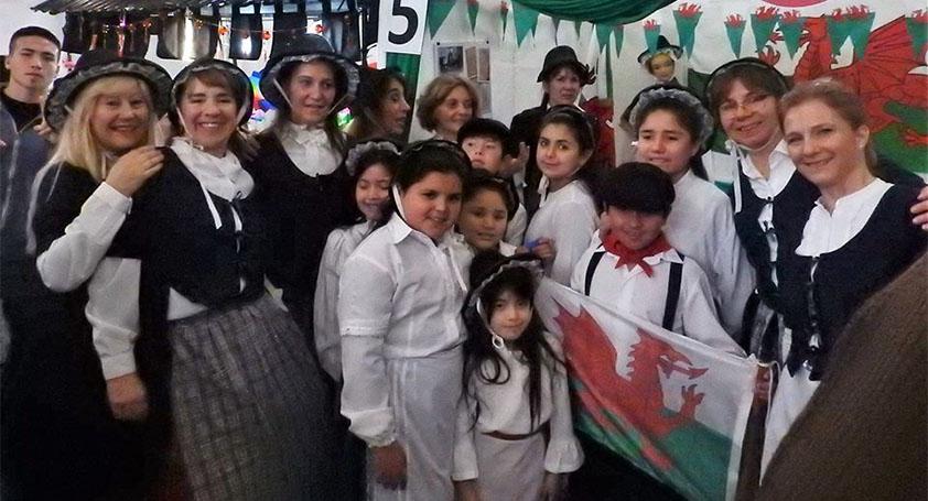 Día del inmigrante en Puerto Madryn