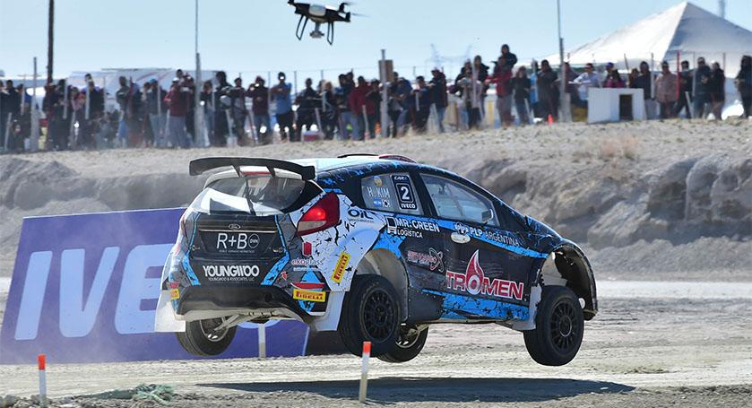 Postales del CARX Rallycross