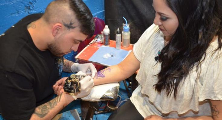 Tercer Encuentro Internacional de Tatuadores