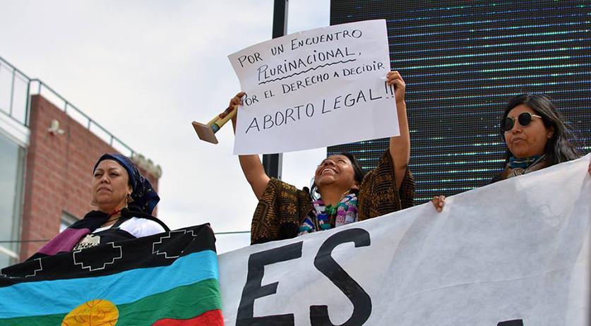 Fotos del encuentro nacional de mujeres