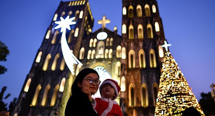 Así celebra el mundo la Navidad