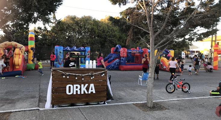 Expo Origen Chubutense en fotos