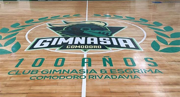 100 años del Club Gimnasia y Esgrima de Comodoro