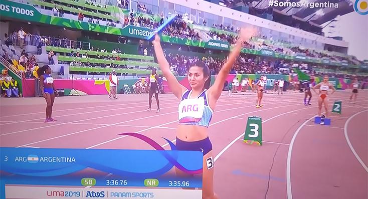 Juegos Panamericanos: Los orgullos chubutenses