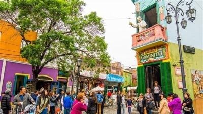 En Buenos Aires impulsan cobrar un impuesto a los turistas extranjeros - El Diario de Madryn