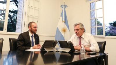 Fuerte respaldo del FMI a la Argentina — Deuda